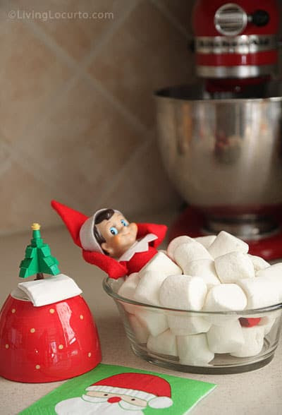Elf on the Shelf - Funny Photo - Living Locurto - Free e-book