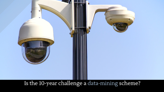 Is the 10-year challenge a data-mining scheme? - Alltop Viral