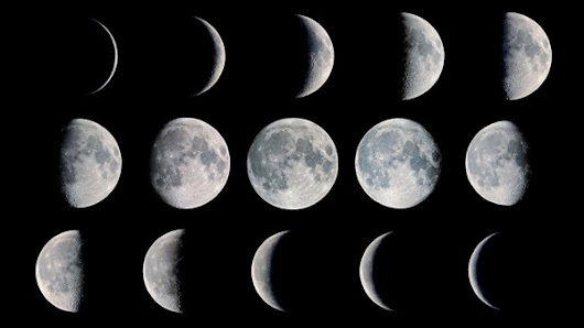 Four keys to understanding moon phases | EarthSky.org