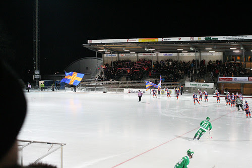 bandy at zinken