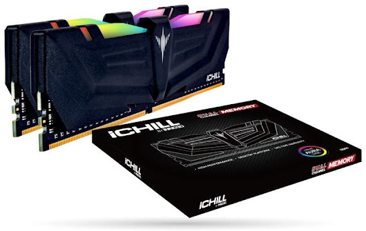 INNO3D Introducing iCHILL High Performance Gaming Memory