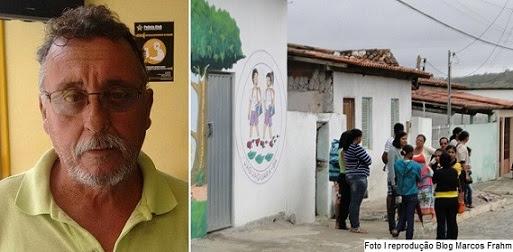 Antônio Nunes esfaqueou a ex-companheira na porta da escola na presença do filho menor