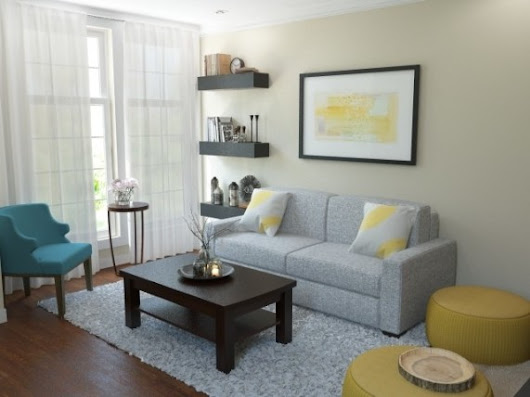 Designer Digs: Decorating With Gray
