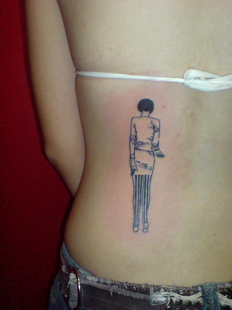 Tatuajes En El Cuerpo De Mujeres Imágenes En Taringa