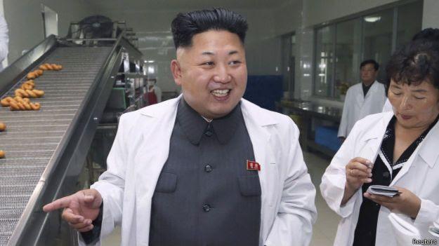 Medios norcoreanos informan de la reaparición de Kim Jong-un