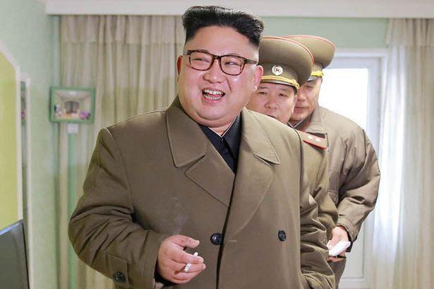 Αποτέλεσμα εικόνας για ΝΟΡΤΗ KOREAN DICTATOR