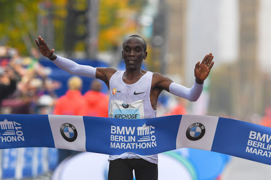 Eliud Kipchoge rules Berlin Marathon — Time-to-Run Marathon