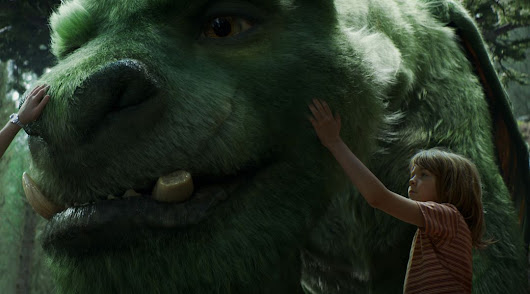 The original Pete's Dragon was no classic. The new one might be.