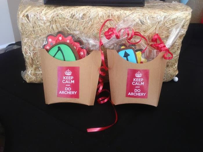 50th Birthday Party Favors 11 Awesome Archery Ideas
