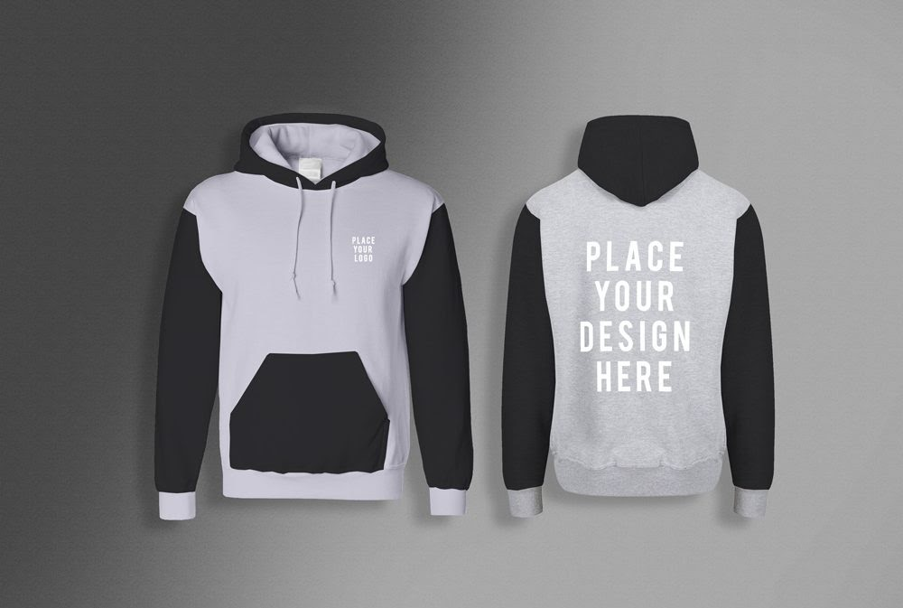 Download 920+ Mens Hoodie Mockup Free Psd Packaging Mockups PSD these mockups if you need to present your logo and other branding projects.