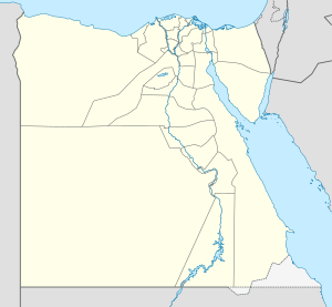 Athribis (Upper Egypt) is located in Egypt