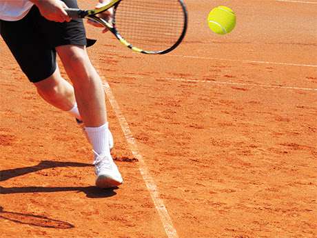 Tennis Footwork Drill: Crossover and Shuffle Steps | ACTIVE
