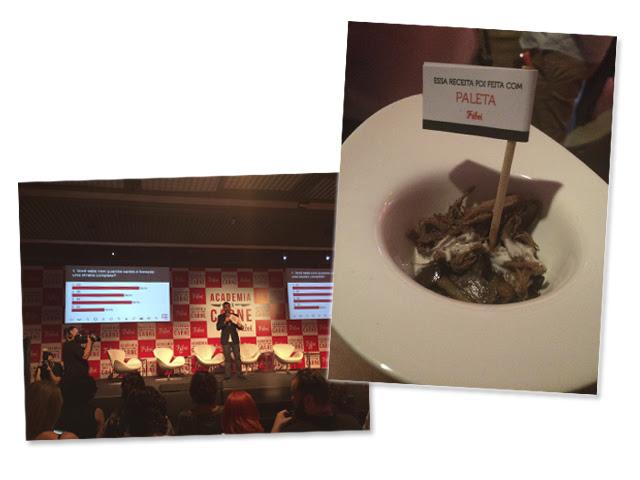 Lançamento da Academia da Carne Friboi nesta terça-feira, em São Paulo