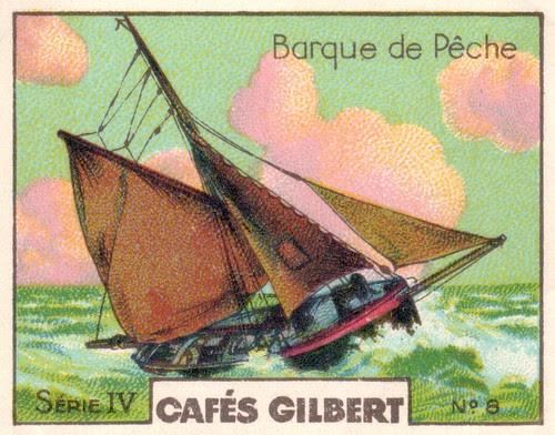 gilbert bateau 8