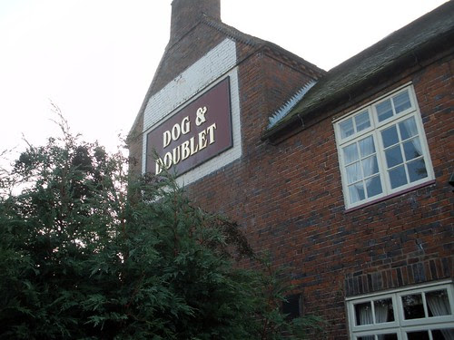 Dog & Doublet, Bodymoor Heath