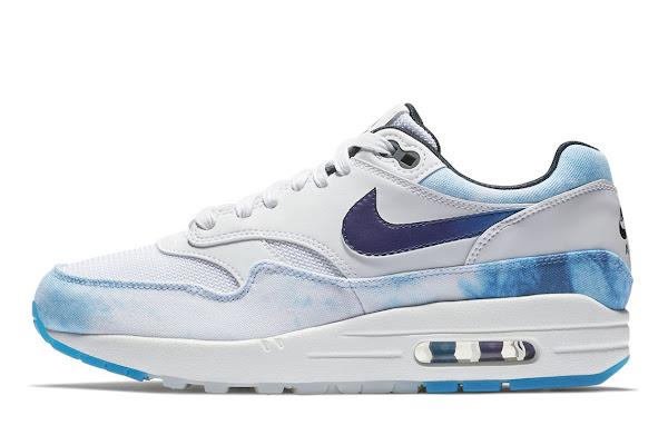"fc13192800 Nike N7 Air Max 1 ""Acid Wash"" Releases On June 21st"