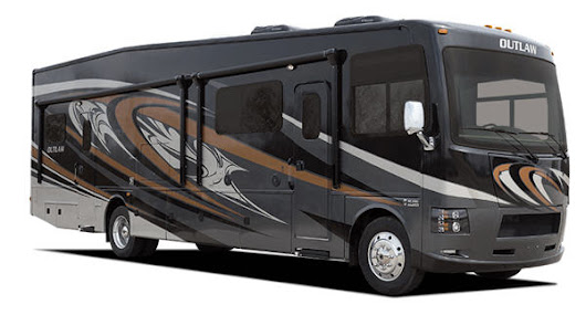 Outlaw Motor Home Class A - Toy Hauler | RV Sales | 2 Floorplans