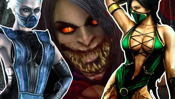 10 Best Female Characters From Mortal Kombat Movies