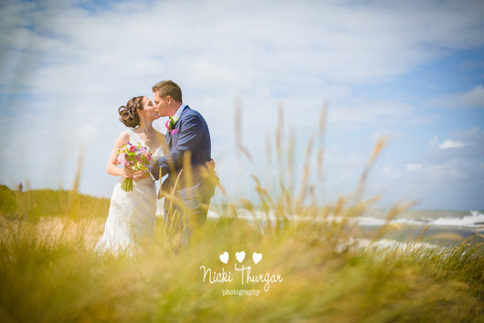 Dairy Barns Hickling | Grace & Andy's Big Day!