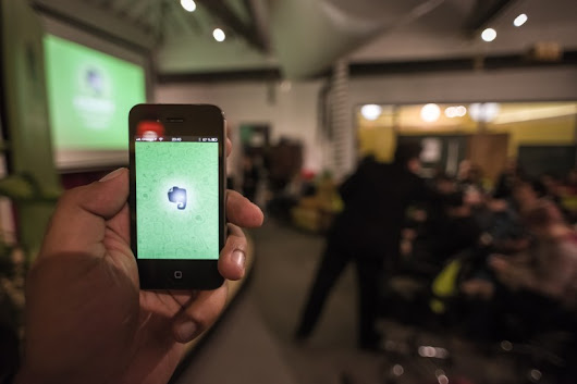 Evernote's mobile strategy advice: Be everywhere