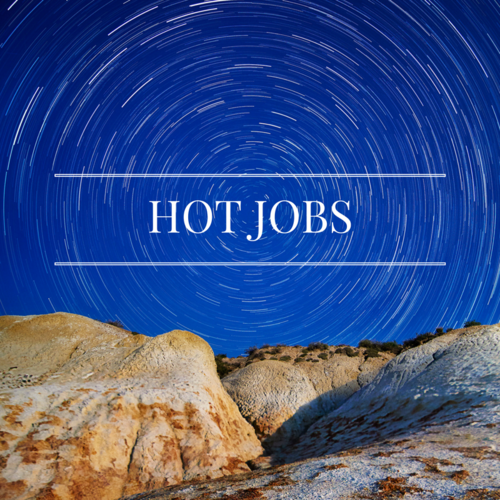 Outlook: Hot Jobs for 2018-2025