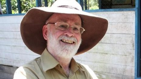 Fantasy author Pratchett dies aged 66