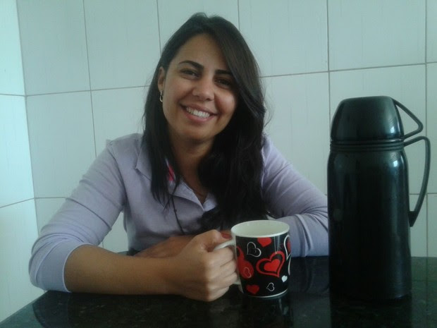 Priscilla Tibúrcio faz jejum de café durante a Quaresma (Foto: Arquivo Pessoa/Priscilla Tibúrcio)