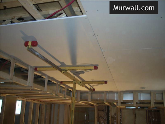 Methods and Tools for Drywall Installation | Drywall Contractor Ottawa | Ontario | Mur-Wall