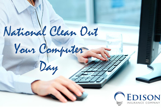 Clean Out Your Computer on February 13th > Edison Blog