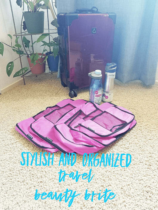 Stylish And Organized Travel | | Beauty Brite