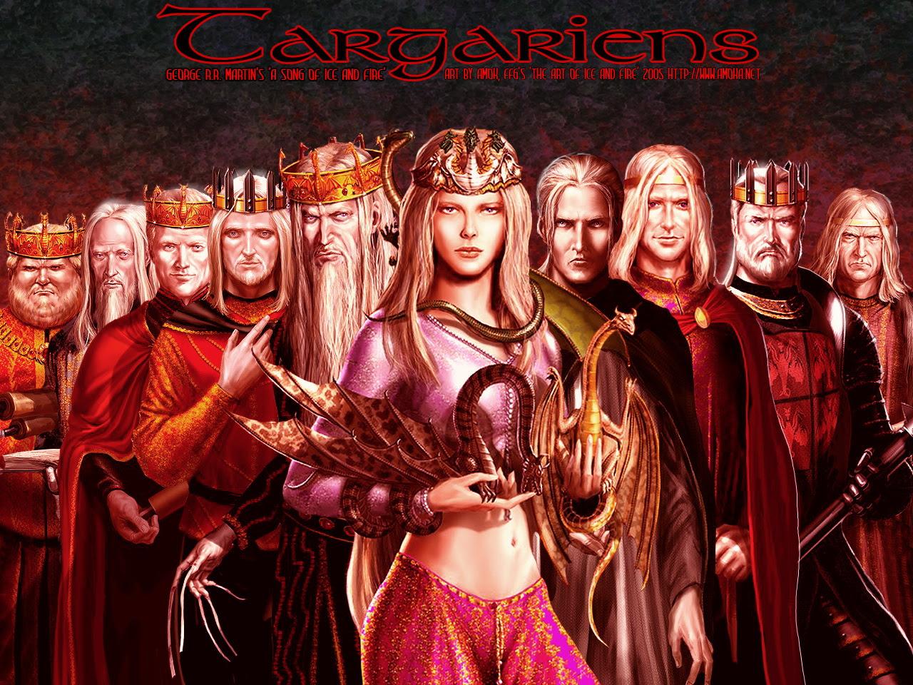 House Targaryen As Cronicas De Gelo E Fogo Wallpaper 27631677