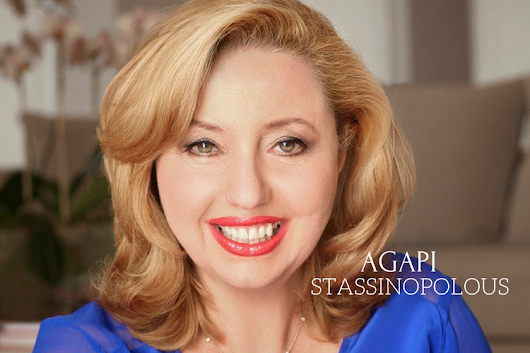 Agapi Stassinopolous: The Joy of You - OMTimes Magazine
