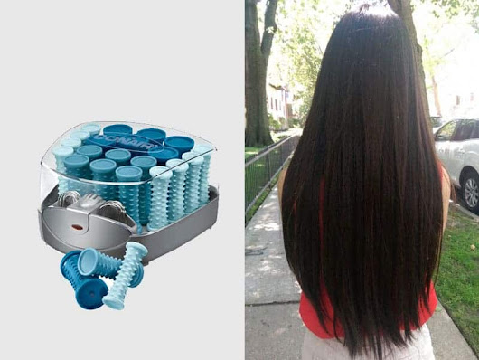 Best Hot Rollers for Long Straight Thick Hair | Best Hot Rollers Today