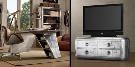 Get Creativity Aviation Inspired Furniture
