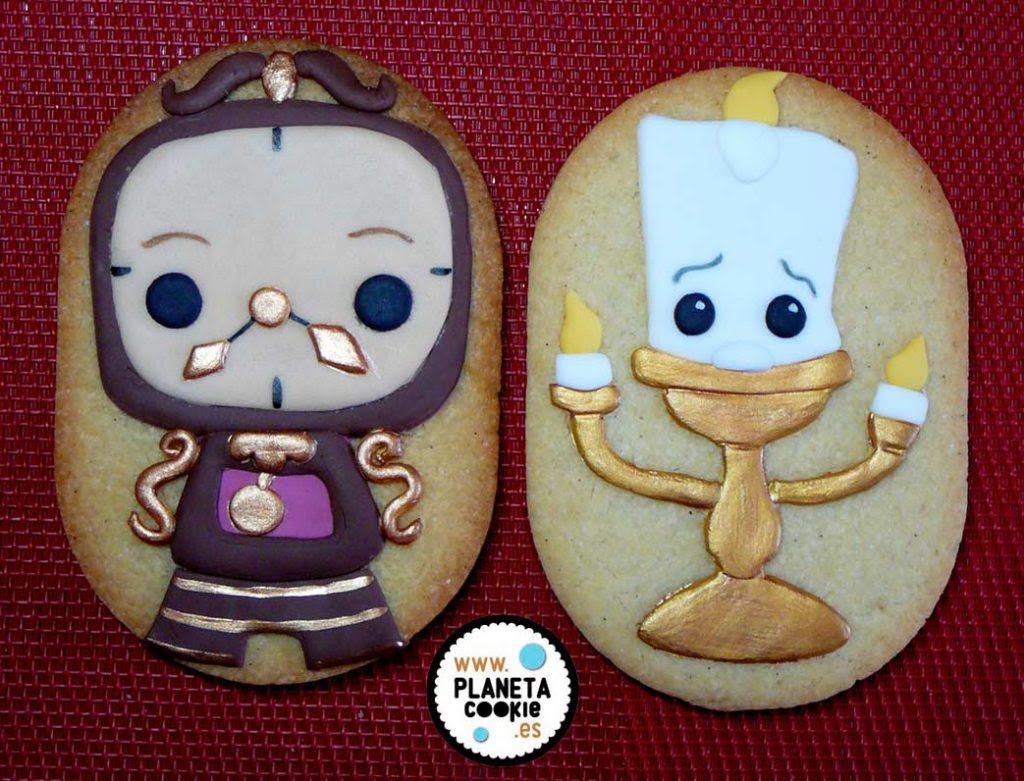Galletas De La Bella Y La Bestia Planeta Cookie