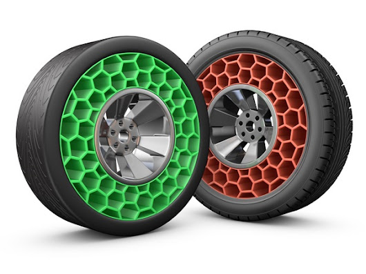 Airless Tires: The New Technology that's Amazing Students in Mechanic Courses
