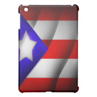 Puerto Rico Ipad Case