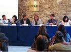 Imatge de la jornada sobre els canvis polítics del Marroc i la immigració