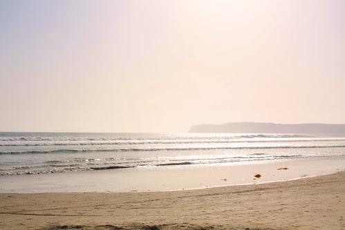 Coronado Island before sunset
