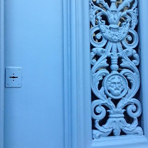 #Blue  #doors #doorsworlwide by Joaquim Lopes