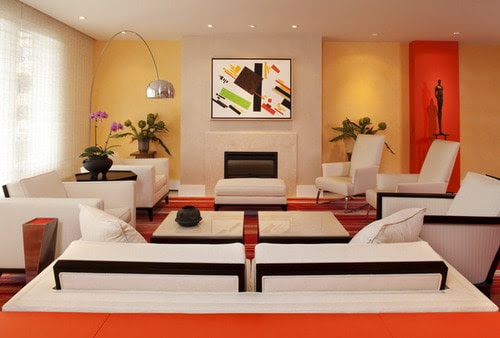 Some Easy Ideas for Designing Colorful Living Room - Home ...