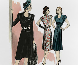 Create your own vintage outfit