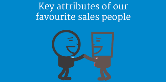 Key attributes of our favourite sales people - BuddyCRM