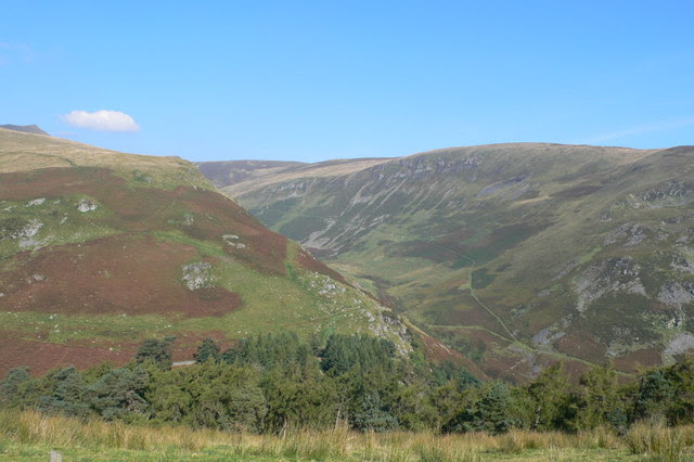 Berwyn Mountains