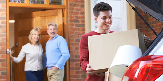 5 Tips for Moving Out of Your Parents' House