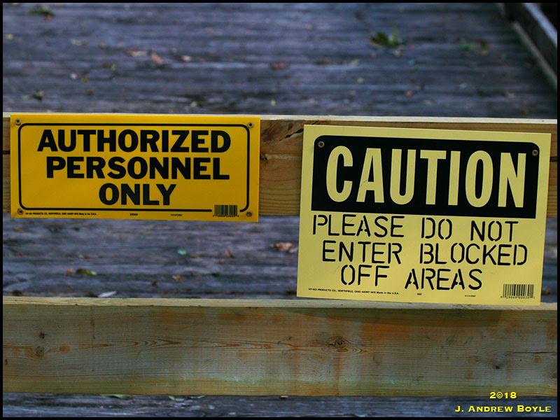 Boardwalk Damage