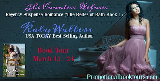 The Countess Refuses by Katy Walters