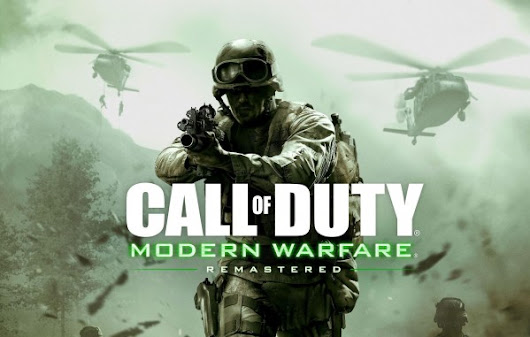 Image: Call of Duty: Modern Warfare Remastered won't be sold separately ...
