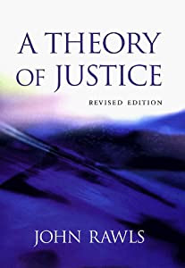 """Cover of """"A Theory of Justice"""""""