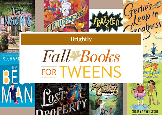 The Most Exciting Middle Grade Reads of Fall 2016 | Brightly